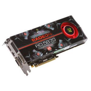 Photo of XFX ATI Radeon HD 5870 1024MB Graphics Card