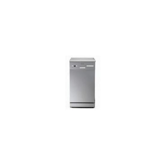 Baumatic BDF440SL 45cm Silver Dishwasher