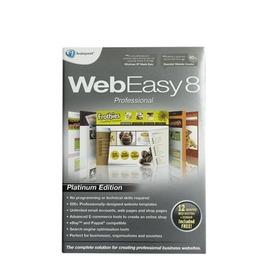 Avanquest Web Easy 8 Professional Platinum Reviews