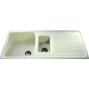 Photo of CDA AS2WH Kitchen Sink