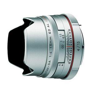 Photo of Pentax DA 15MM F4ED AL Lens