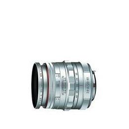 Pentax 20-40mm f/2.8-4 Lens in Silver