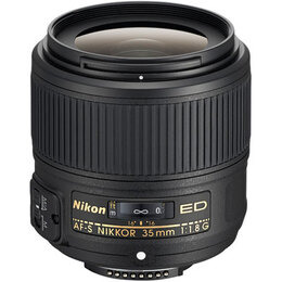 Nikon AFS Nikkor 35mm F1.8G ED Lens Reviews