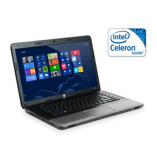 "HP 250 G1 Laptop, Intel Celeron 1000M 1.8GHz, 6GB RAM, 750GB HDD, 15.6"" TFT, DVDRW, Intel HD, Webcam, Bluetooth, Windows 8 64bit"