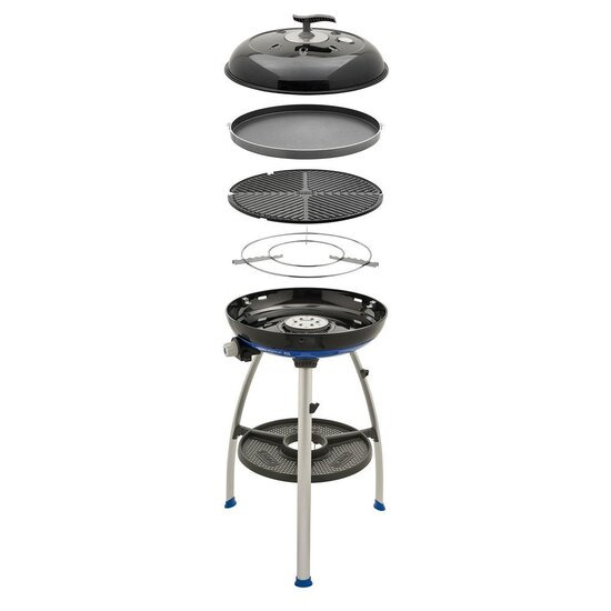 Cadac Carri Chef 2 Gas BBQ / Chef Pan Combo