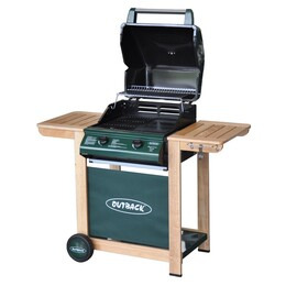 Outback Trooper 2 Burner Gas BBQ Reviews