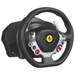 Thrustmaster TX Racing Wheel Ferrari 458 Italia Edition Reviews