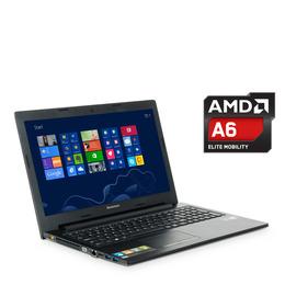 """Lenovo IdeaPad G505 Laptop, AMD A6-5200M 2GHz, 6GB RAM, 1TB HDD, 15.6"""" TFT, DVDRW, AMD, Bluetooth, HD Webcam, Windows 8.1 64bit Reviews"""
