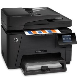 HP LaserJet Pro MFP M177fw 3-in-1 colour printer Reviews