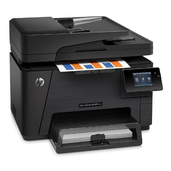 HP LaserJet Pro MFP M177fw 3-in-1 colour printer
