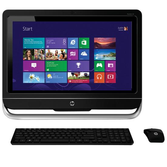 HP Pavilion TouchSmart 23-F311EA