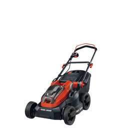 Black & Decker CLM3820L1 36V Li-Ion Cordless Lawnmower 38cm Reviews