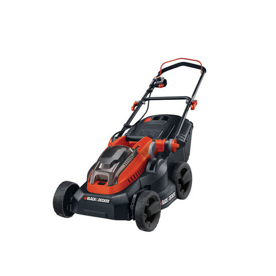 Black & Decker CLM3820L1 36V Li-Ion Cordless Lawnmower 38cm