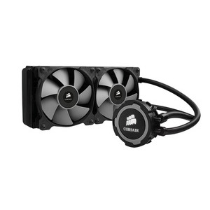 Photo of Corsair CW-9060016-WW Hydro Series™ H105 240MM Extreme Performance Liquid CPU Cooler Computer Component