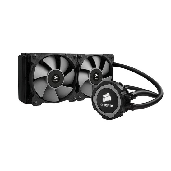 Corsair CW-9060016-WW Hydro Series™ H105 240mm Extreme Performance Liquid CPU Cooler