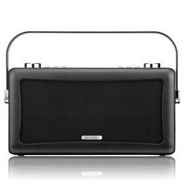 View Quest Hepburn Bluetooth DAB Radio - Black Reviews