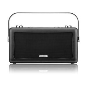 Photo of View Quest Hepburn Bluetooth DAB Radio - Black Radio