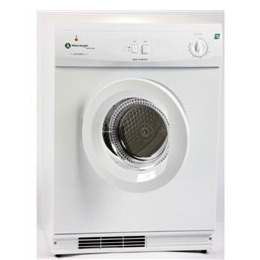 White Knight ECO43AW 7Kg Multifunction Reverseaction Freestanding Vented Gas Tumble Dryer Reviews