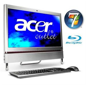Photo of Acer Aspire Z5610-854G100BN Desktop Computer