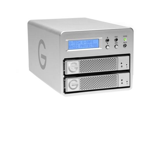 G-Technology G-SAFE (2TB)
