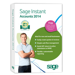 Sage Instant Accounts 2014 Reviews