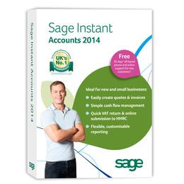 Sage Instant Accounts 2014 Reviews