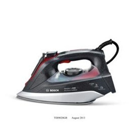 Bosch TDI9020GB Steam Iron - Metallic Grey Reviews