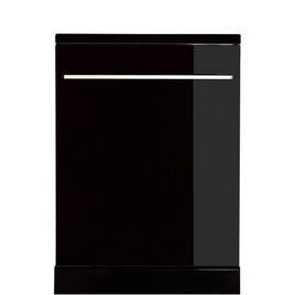 SDW60GB13 Full-size Dishwasher - Black Glass Reviews