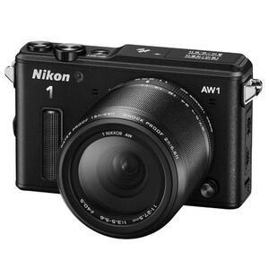 Photo of Nikon 1 AW1 With 11-27.5MM Lens Kit Digital Camera