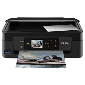 Photo of Epson Expression Home XP-412 Wireless All-In-One INKJET Printer Printer