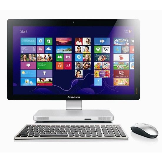 "Lenovo IdeaCentre A530 23"" Touchscreen All-in-One PC"