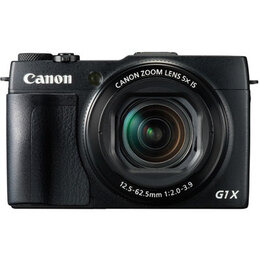 Canon PowerShot G1 X Mk II Reviews