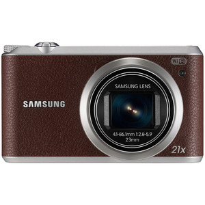 Photo of Samsung WB350F Black Camera Kit Inc 4GB Micro SD Card and Protective Case Digital Camera