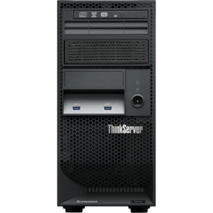 Photo of Lenovo ThinkServer TS140 4GB Xeon E3-1225 V3 3.2GHZ Tower Server Server