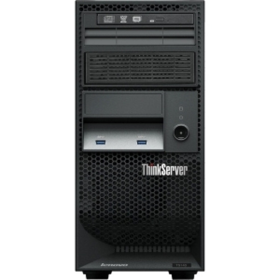 Lenovo ThinkServer TS140 4GB Xeon E3-1225 v3 3.2GHz Tower Server