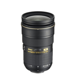 Nikon AF-S NIKKOR 24-70 mm f/2.8G ED Wide-angle Zoom Lens Reviews
