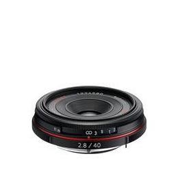 Pentax 40mm f/2.8 HD DA