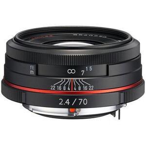 Photo of Pentax 70MM F/2.4 HD DA Lens