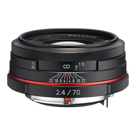 Pentax 70mm f/2.4 HD DA