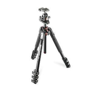 Photo of Manfrotto 190 4 Section Tripod With 496RC2 Head Tripod