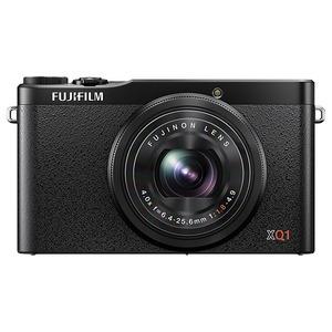 Photo of Fujifilm X-Q1 Camera In Black Digital Camera