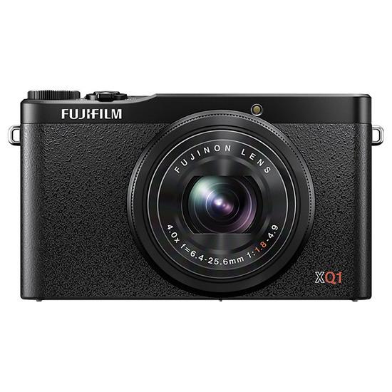 Fujifilm X-Q1 Camera in Black
