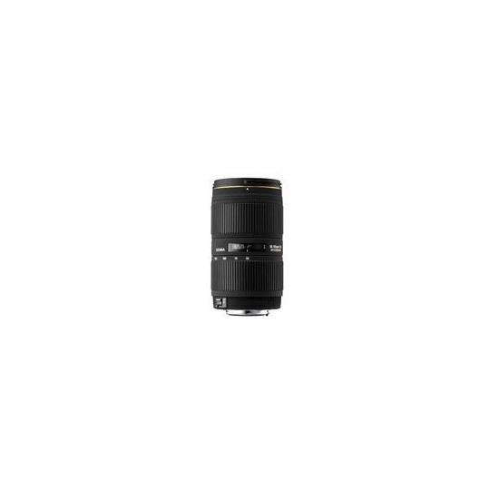 Sigma 50-150mm F/2.8 EX DC Lens for Nikon