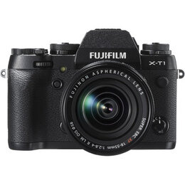Fujifilm X-T1 Compact System Camera in Black + XF18-55mm Lens Reviews