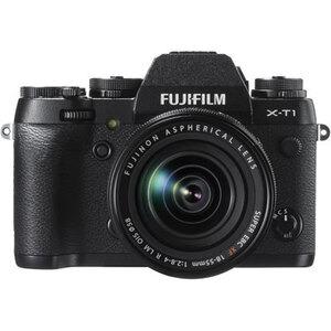 Photo of Fujifilm X-T1 Compact System Camera In Black + XF18-55MM Lens Digital Camera