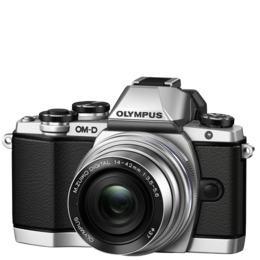 Olympus OM-D E-M10 with 14-42mm Lens Reviews