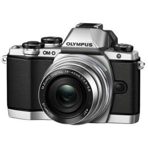 Photo of Olympus OM-D E-M10 With 14-42MM Lens Digital Camera