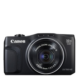 Canon PowerShot SX700 HS Reviews