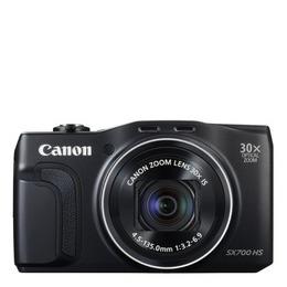Canon PowerShot SX700 HS Reviews