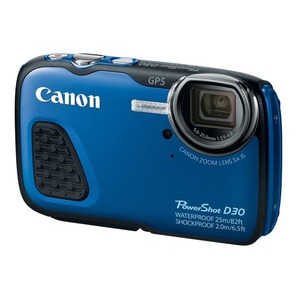 Photo of Canon Powershot D30 Digital Camera